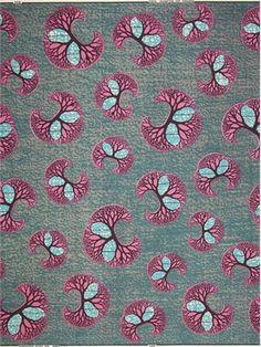 Vlisco wax fabrics: 'Kofi Anan's brains' (sic)