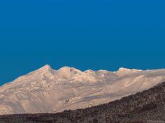 Shiretoko mountains