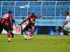 Hasil positif diraih Persipura Jayapura dalam lawatannya ke Male, Maladewa, dalam lanjutan penyisihan Grup E Piala AFC 2015. Boaz Solossa dan kolega menang 2-1.