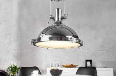 1199 Lampa wisząca Marley Small Chrom