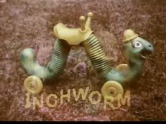 1970's Commercial For The Inchworm toy!
