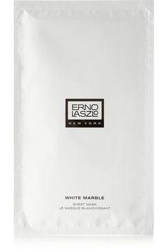 Erno Laszlo - White Marble Sheet Masks X 6 - Colorless