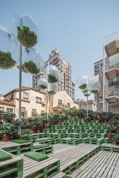 Urban Bloom Project [Shanghai] | Trendland