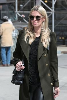 Nicky Hilton Steps Out in New York