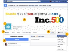 facebook pages layout New Facebook Page, Facebook News, About Facebook, Facebook Marketing, Content Marketing, Social Media Marketing, Fb News, Timeline Design, Page Layout