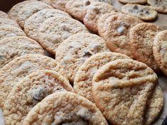Rezept für perfekte amerikanische Cookies