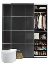 PAX UGGDAL wardrobe combination with soft-closing sliding doors from IKEA $748.00 (15% Off) -