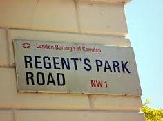 regent's park road...
