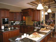custom kitchen | Custom Kitchen - Tanen Homes
