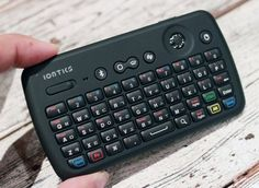 IONTICS ID-K100 Plus Illuminated Mini Keyboard