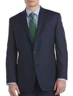 Ralph by Ralph Lauren Tonal Plaid Suit Jacket