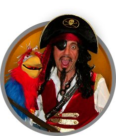 Pirates for Hire, Funny Pirates, Entertainer Pirates | Phone : 0425 828 503