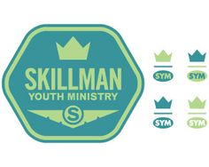 Skillman Youth Ministry (green version)