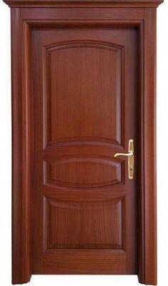 Six Panel Interior Doors Contemporary Interior Doors, Solid Interior Doors, Interior Doors For Sale, Wooden Front Door Design, Wood Front Doors, Wooden Doors, Bedroom Door Design, Door Design Interior, Traditional Front Doors
