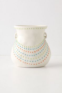 Winking Luce Vase - contemporary - vases - Anthropologie