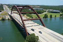 Pennybacker Bridge, Austin