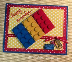 A Lego Kind of Birthday by Pamela T Stoner