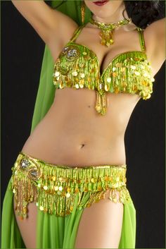 bellydance bellydancer belly dance sandra odalisca raks sharki bella costume coin orange