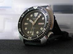 """The ultimate Seiko """"classic diver"""" - Seiko 6309-7040 / 7049."""