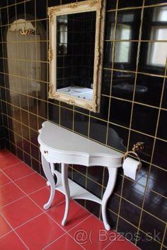 Konzolový stolík 100x40 cm, vysoký 80 cm - 1