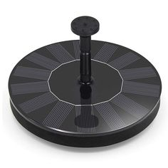 Evoio Solar Powered Bird Bath Fountain Pump Solar Panel Kit Water PumpOutdoor Water Fountain Panel Kit for Small Pond Patio Garden * Discover more by checking out the photo web link. (This is an affiliate link). Fountain Head, Bird Bath Fountain, Bird Bath Garden, Fountain House, Patio Fountain, Garden Water, Solar Panel Kits, Solar Panels, Solar Powered Fountain Pump