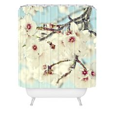 Lisa Argyropoulos Poetry Shower Curtain | DENY Designs Home Accessories