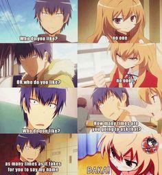 Ryuuji and Taiga Anima-Toradora Tsundere, I Love Anime, Awesome Anime, Anime Cosplay, Chibi, Anime Qoutes, Cute Anime Couples, Dojo, Anime Shows