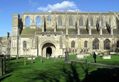 Gallery: The Abbeys And Priories of England