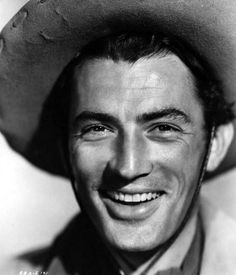 DUEL IN THE SUN (1946) - Lewt McCandles (Gregory Peck) is one of the male heirs to the sprawling Spanish Bit Ranch in far West Texas - Based on novel by Niven Busch - Directed by King Vidor - Selznick International - Publcity Still.