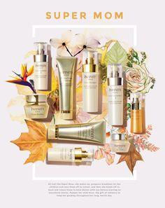 Illustration design for skin care brand.