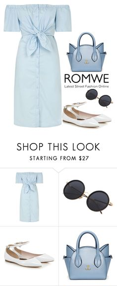 """Untitled #24"" by krizanovic-martina ❤ liked on Polyvore featuring Topshop"