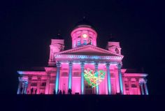 The Helsinki Cathedral!