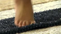 I did this with my early intervention without kids knowing all these benefits. Accidental OT genius!  The magic carpet to help your child with tactile defensiveness