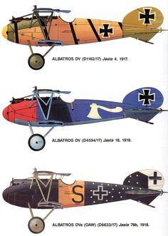Albatros DVa
