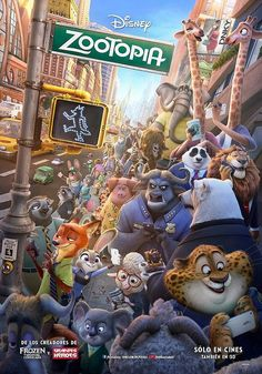 Watch  Zootopia (2016)  Full Movies (HD quality) Streaming
