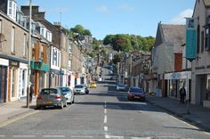 Gray Street at King Street, Broughty Ferry. Dundee, Places Ive Been, Scotland, Street View, Gray, King, Photos, Europe, Islands