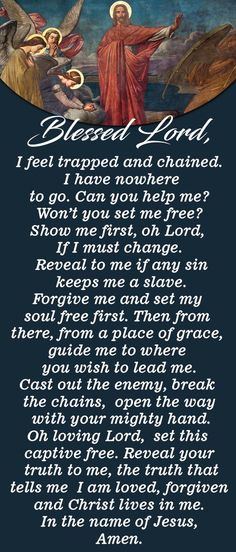 Powerful Prayer to Break Free from all Evil Prayer Scriptures, Faith Prayer, God Prayer, Prayer Quotes, Power Of Prayer, Bible Quotes, Spiritual Prayers, Prayers For Strength, Prayers For Healing