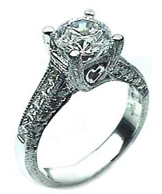 Antique Engagement Ring Specialists Fine Quality 50% - 70% Below Retail