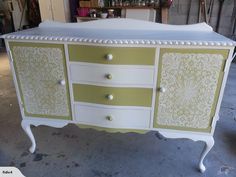 Beautiful Queen Anne Side Cabinet *Can deliver* | Trade Me