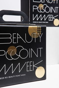 Beauty Point Week on Behance Cosmetic Packaging, Gift Packaging, Packaging Design, Tea Design, Food Design, Homemade Soap Recipes, Employee Gifts, Home Made Soap, Commercial Design