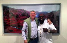 Rick Ross Buys Richard Mosse Photograph at Art Basel Miami