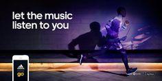 Practica running como nunca antes con Adidas y Spotify