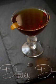 Dewey D Cocktail