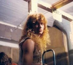Dave Mustaine-Megadeth........