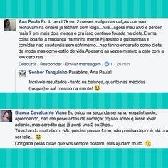 Olha só que o que a Ana Paula e Bianca disseram pra gente no Facebook:  A Ana Paula perdeu 7 kg em dois meses e já conseguir fazer de uma alimentação baixa em carboidratos o seu estilo de vida.  Já a  Bianca está na segunda semana de low-carb e já perdeu 2 kg. Além disso está se sentindo super bem sem passar fome e sem se deprimir.  Parabéns meninas estamos muito felizes pelos resultados de vocês!  #senhortanquinho #paleo #paleobrasil #primal #lowcarb #lchf #semgluten #semlactose #cetogenica…