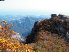 #Seoraksan National Park, #Gangwon Province, Korea