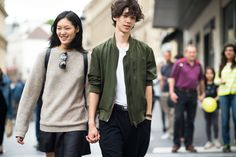 Paris Men's Fashion Week Street Style Day 5 - The Best Looks from Paris Men's Fashion Week Spring 2015 Street Style | W Magazine