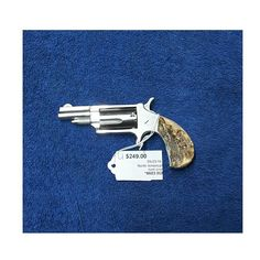 North American Arms Mini Revolver 22 Magnum Used for $249 Comes with box and bag  #gun #guns #handgun #handguns #revolver #minirevolver #northamericanarms #22magnum #igguns #iggunsforsale ##weaponsdaily ##freedom #2ndamendment by dahlonegagoldandpawn