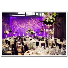 Spectacular #texture lighting #gobo and #uplights for a beautiful event! Photo via #britneyfancom
