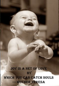 Sending Joy out to everyone.  Love and Light